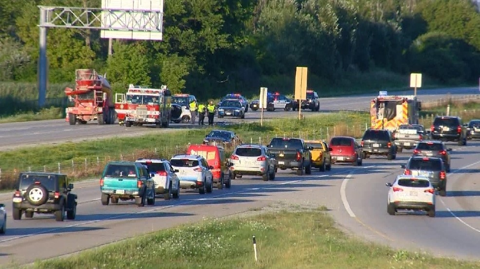 Hwy 41 Accident Today Appleton