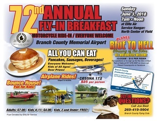 Fly-In Breakfast tradition continues this Sunday | News | WTVB