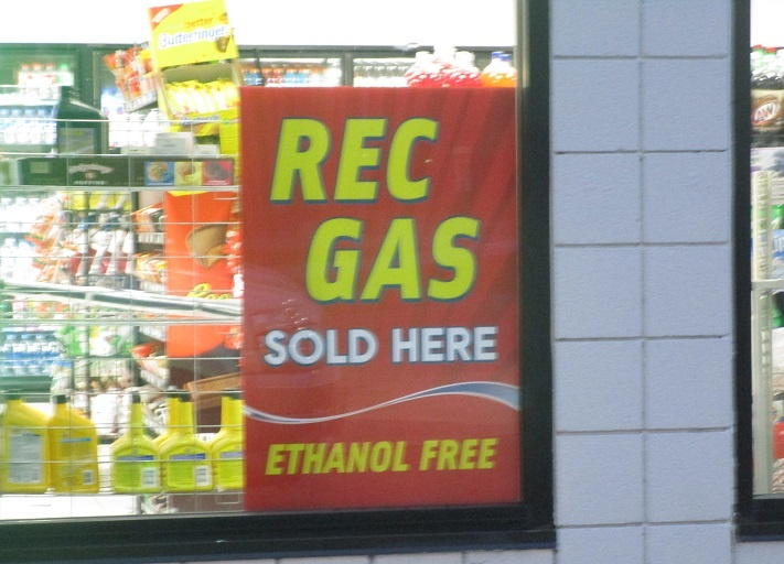 Pure gas available again in Michigan | News | WKZO