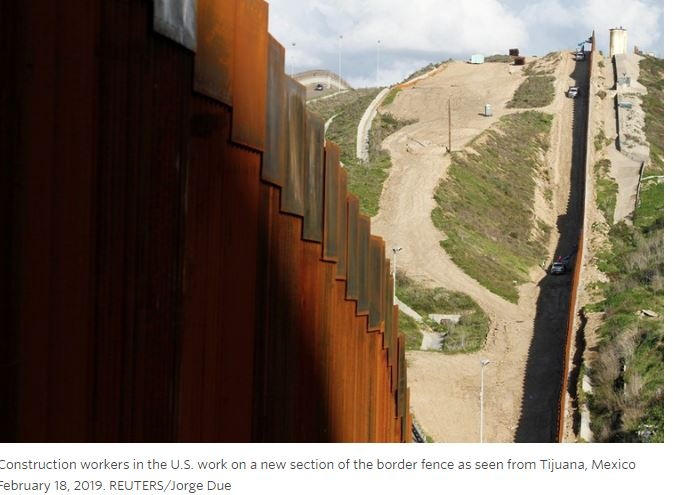 Some military funding for Wisconsin diverted to boarder wall