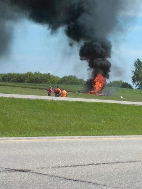 Pilot who died in crash at Hawley airport identified | News | The