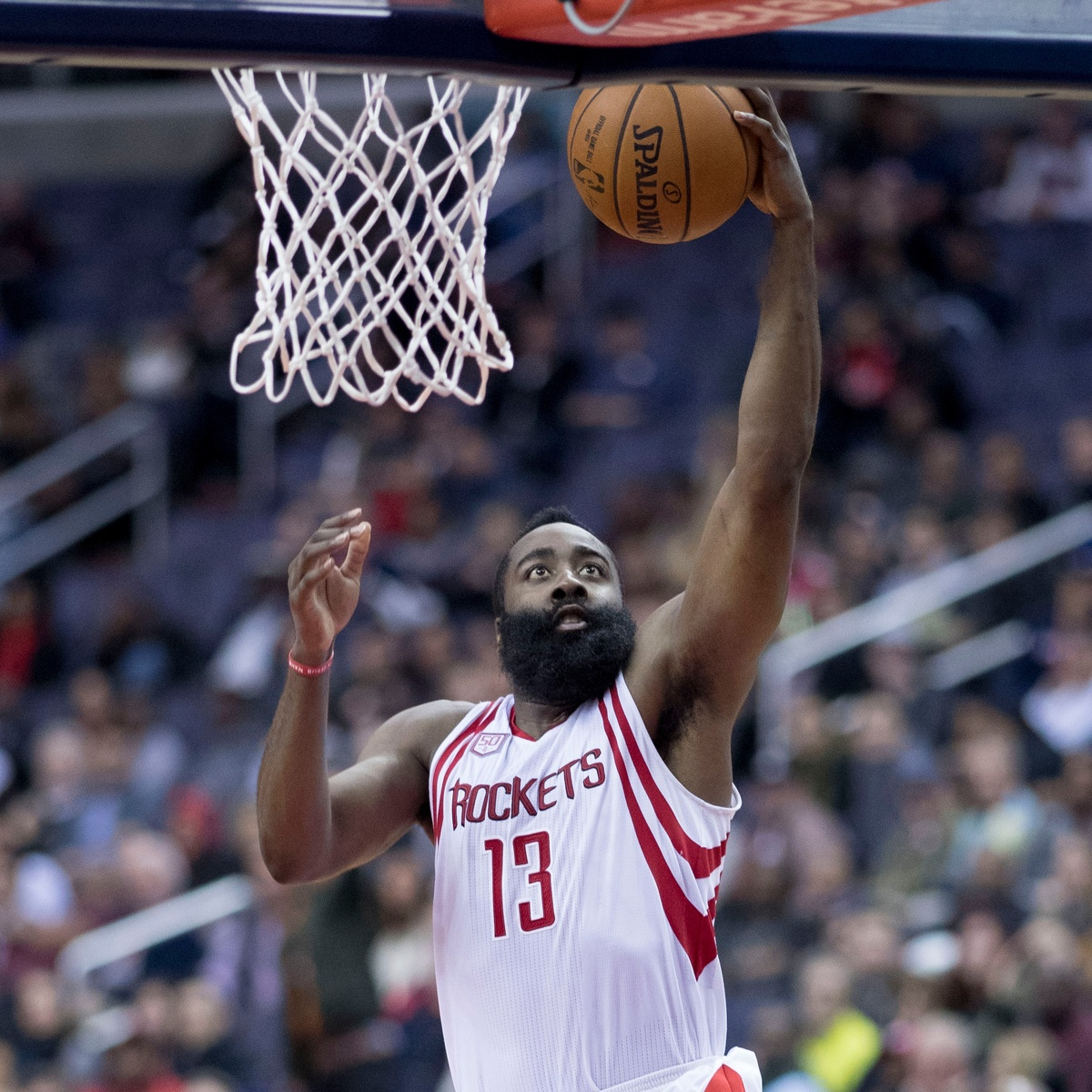 e5a31c490fef Houston Rockets ditched the narrative in Game Four victory