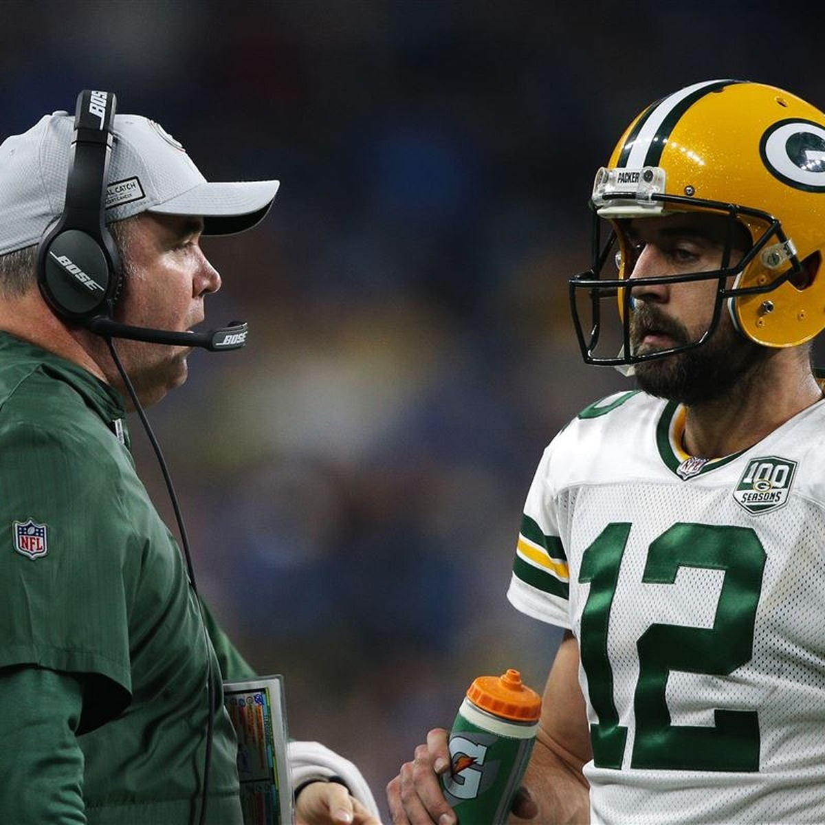 5b4d227e459 Aaron Rodgers fires back at Tyler Dunne and Bleacher Report ...