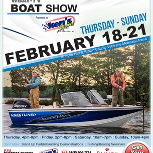 WBAY-TV Boat Show | 101 WIXX