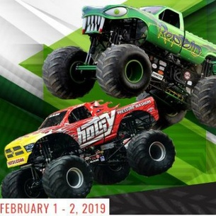 Monster Trucks Xl Tour 2019 Wncy Y100