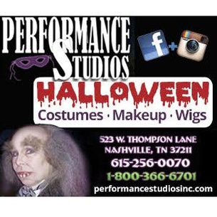 Performance Studios - Halloween Costumes Accessories and More!  sc 1 st  96.3 Jack FM & Performance Studios - Halloween Costumes Accessories and More ...