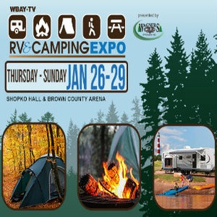WBAY RV & Camping Expo, Presented by Wagners RV Center | 101