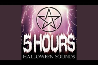 howling werewolves 2 hour scary halloween background sound effect