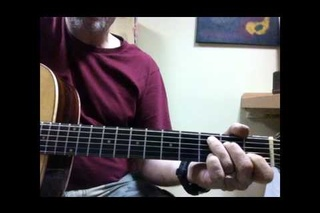 Old Rugged Cross Tutorial Brad Paisley Version
