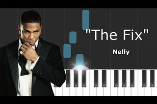 Nelly The Fix Cover
