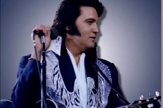 elvis presley blue christmas live 121375 vegas - Blue Christmas By Elvis Presley