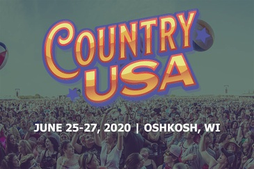 country jam wi 2020