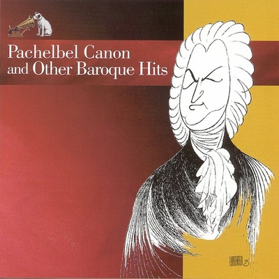 pachelbel canon and other baroque hits 1990