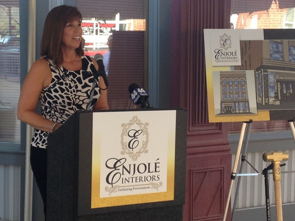 Enjole Interiors To Open In Downtown Evansville