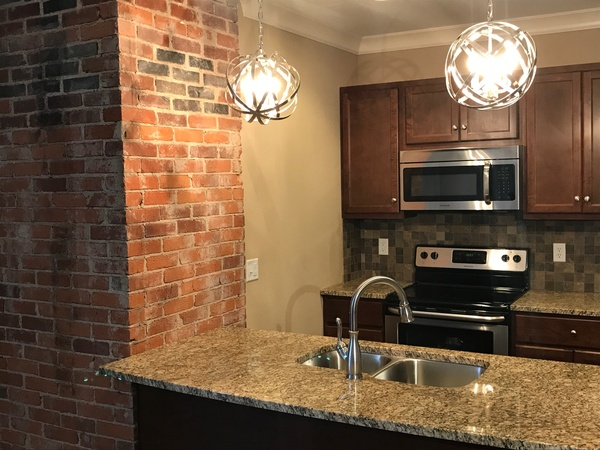 Apartments Inside Kitchen transformation for historic apartment building | news | wabx 107.5