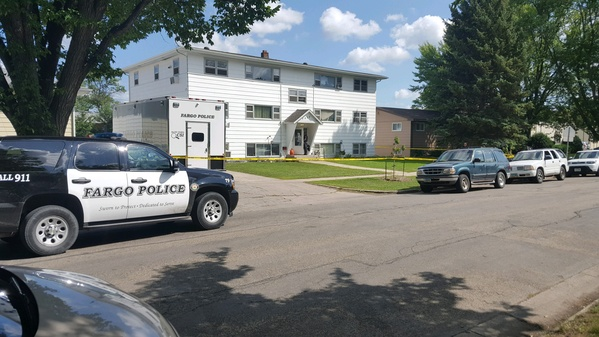 Newborn found, 2 questioned in Fargo woman's disappearance
