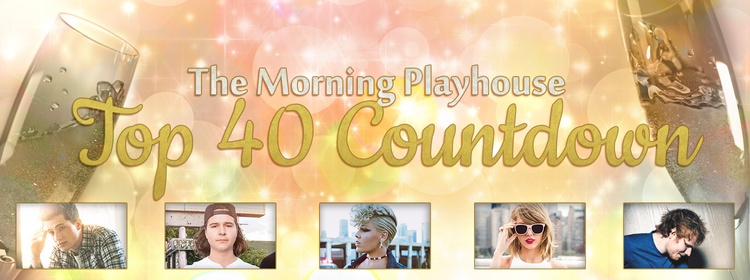 The Morning Playhouse Top 40 Countdown   Y94   #1 Hit Music