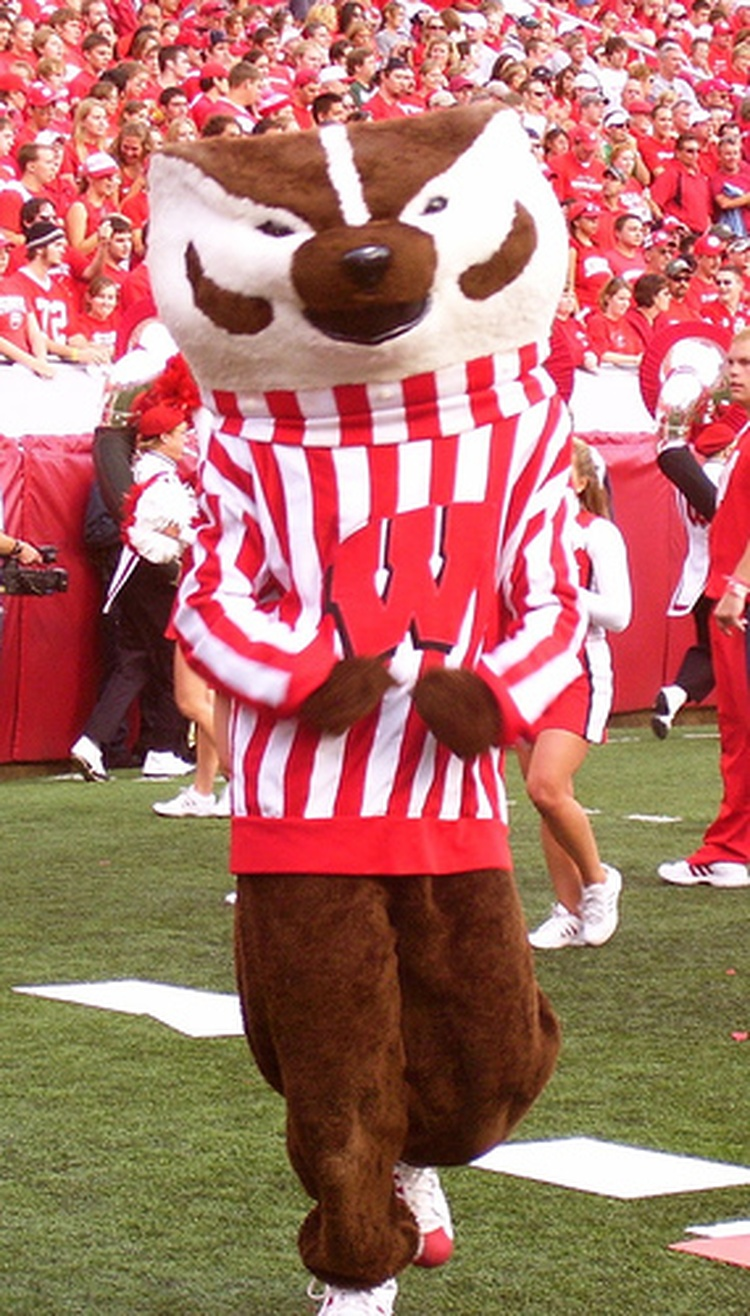 wisconsin badgers football team gets little mention in polls news