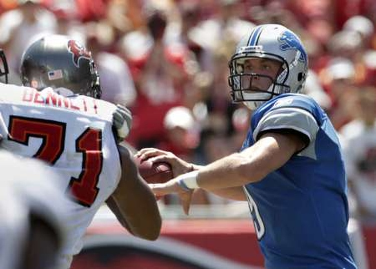 Matthew Stafford questionable but expected to play