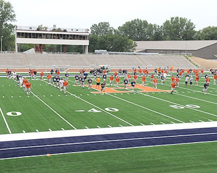 Hope Takes New Field At Holland Municipal Stadium For First Time