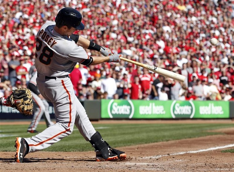 Buster Posey Opts Of Season Due To Health Of Newborn Children