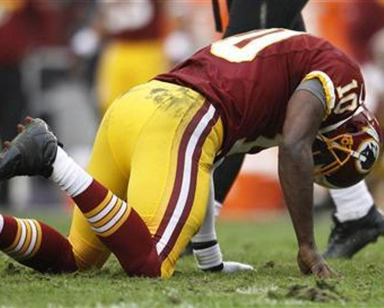 Reasons Why RG3 Can Make a Comeback With Baltimore Ravens