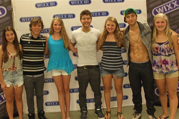 Photo 12 of 23 emblem3 meet and greet wixx back to school delete photo m4hsunfo