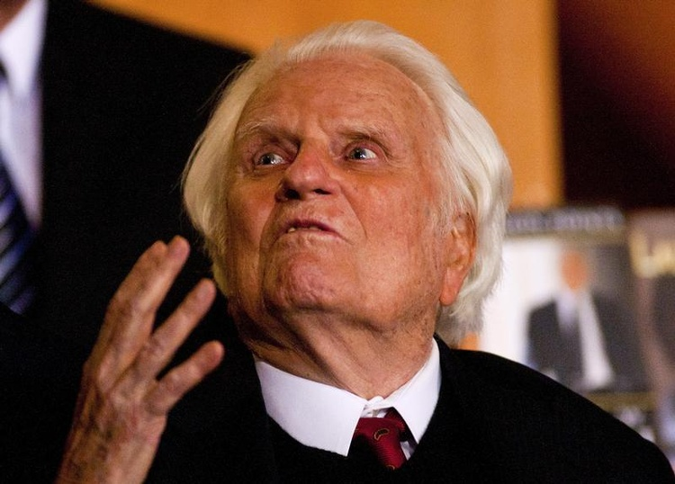 Rev. Billy Graham Dies at 99