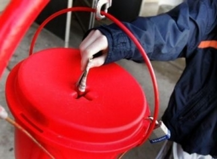 Salvation Army in need of bell-ringers as holiday season nears