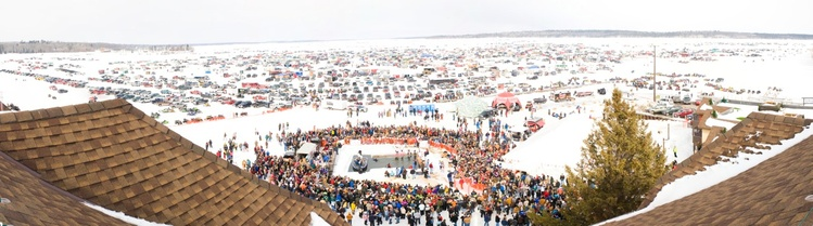 Eelpout festival 2018 prizes for adults
