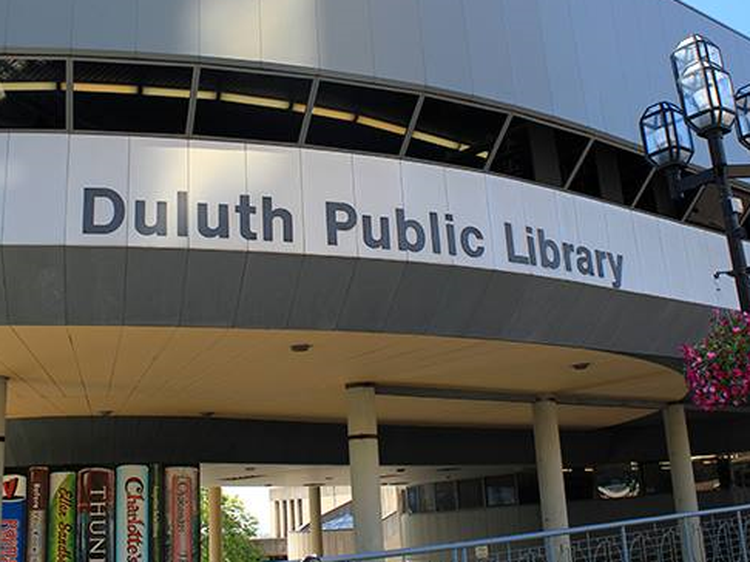 Bedbugs discovered at Duluth Public Library