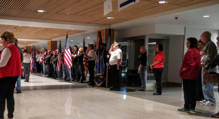 Latest Honor Flight takes off Monday