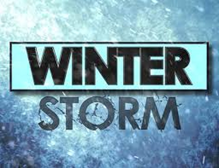 A Winter Storm Warning continues through 4 a.m