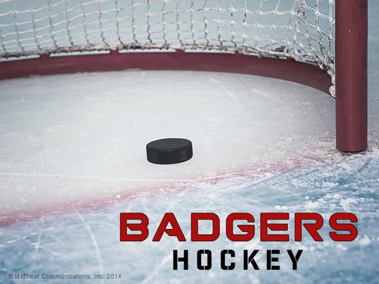 Sheehy's Two-Goal Third Lifts Gophers Over Badgers