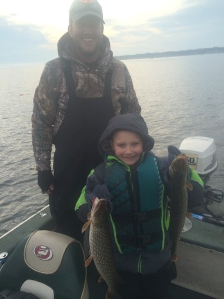 New fishing license required april 1 news win 98 5 for Fishing license mi