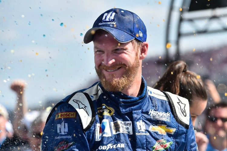 Dale Earnhardt Jr., Farmer, Stefanik to enter NASCAR Hall of Fame