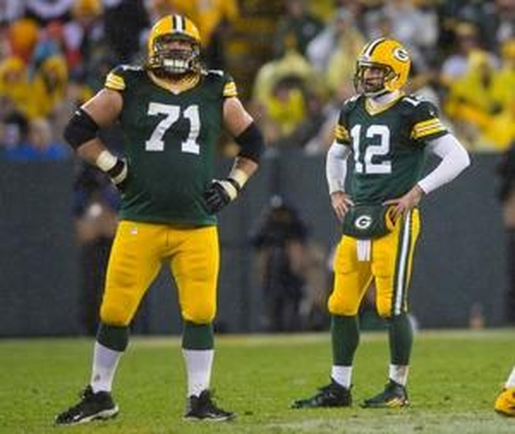 Rodgers shares new injury details during 'Conan' appearance