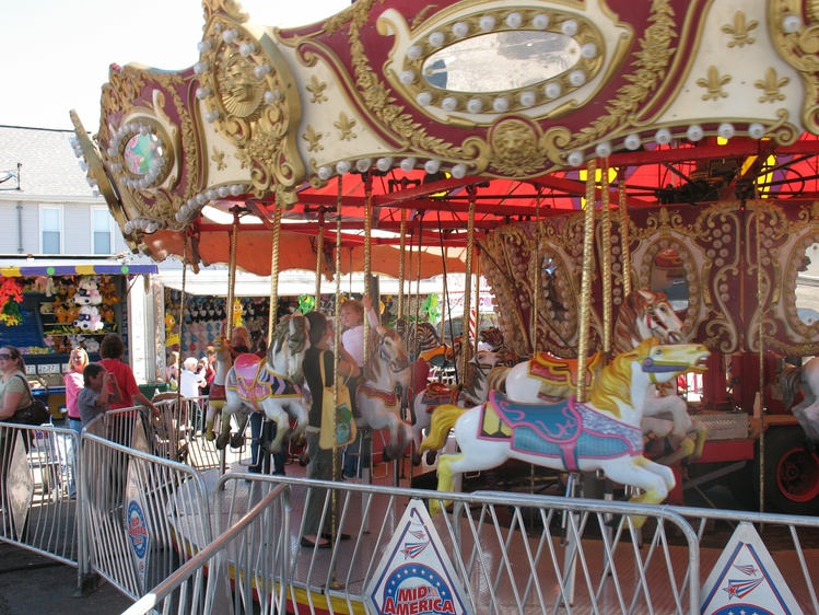 Fall Festival booths renumbered for 2016 | News | 104.1 WIKY