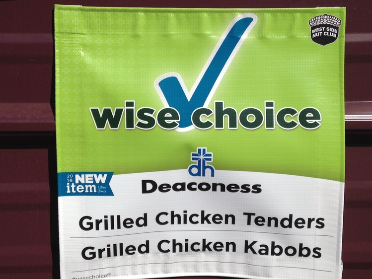 Wise Choice munchie map released | News | 104.1 WIKY