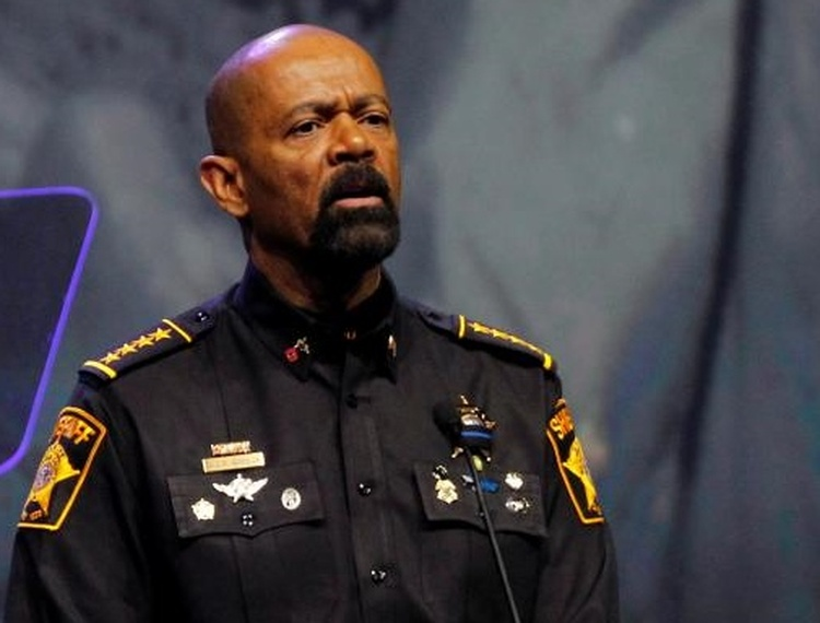 Ex-Milwaukee Sheriff David Clarke faces civil trial