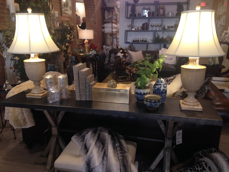 Merchandise At Enjole Interiors Source WIKY