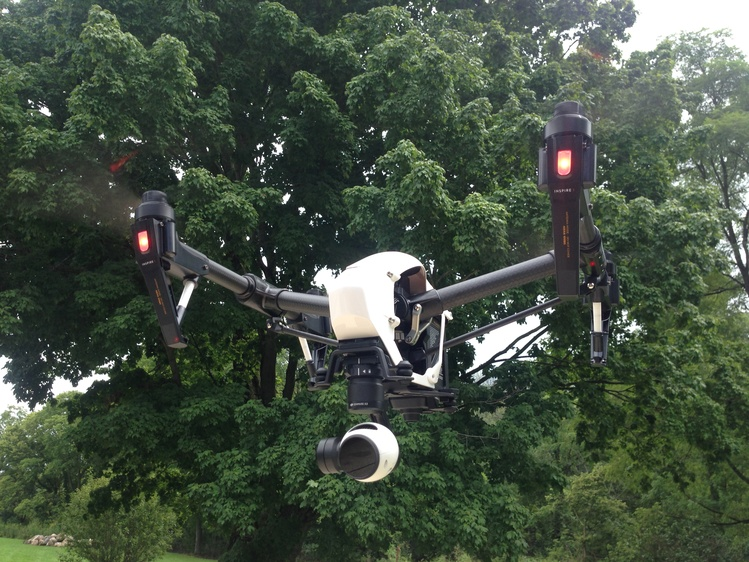Topeka's 1 of 10 cities selected for drone testing program