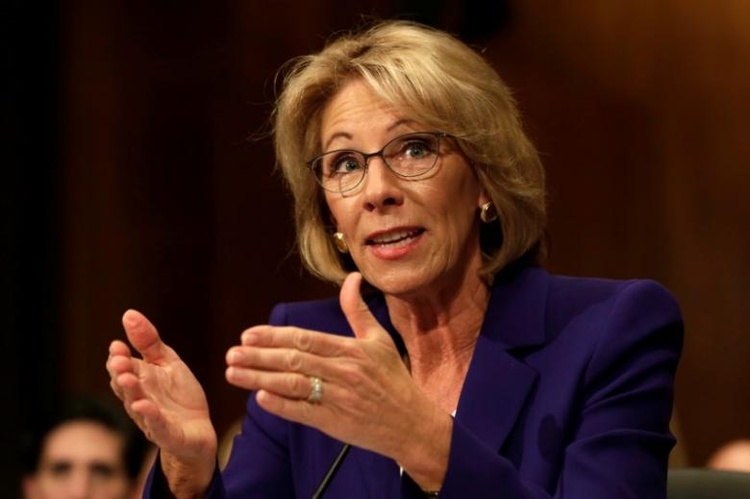 MI joins COVID-19 school funding lawsuit against Secretary DeVos