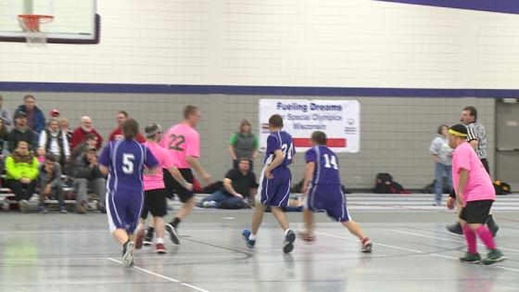 special olympics game