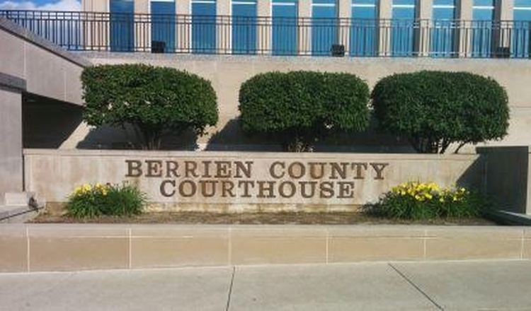 Berrien County Courthouse (picture Courtesy WSJM)