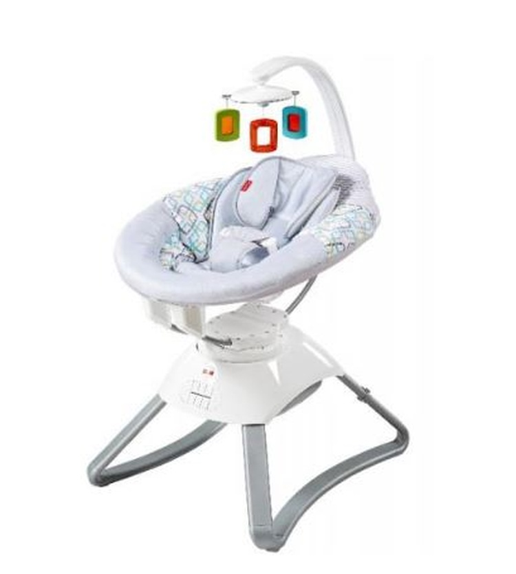 Infant motion seats recalled by Fisher Price