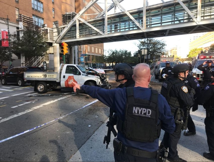 New York City Truck Attack Brings Deadly Terrorist Trend to the US