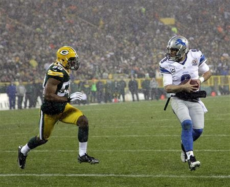 Hundley's Continued Struggles, Lack of Pass Rush Doom Packers vs. Lions