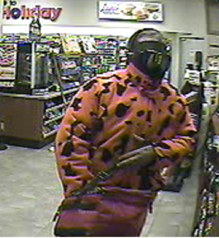 Superior Police Looking For Robbery Suspect