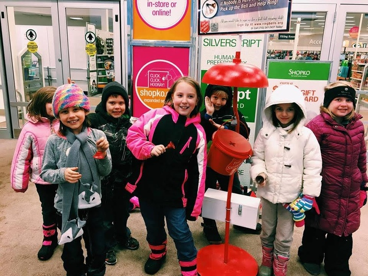 Salvation Army beats kettle goal by almost twenty thousand dollars